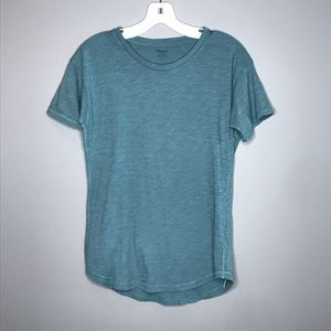 Madewell Cotton crew neck tee sz XS